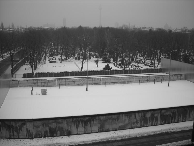 Berlino - striscia della morte