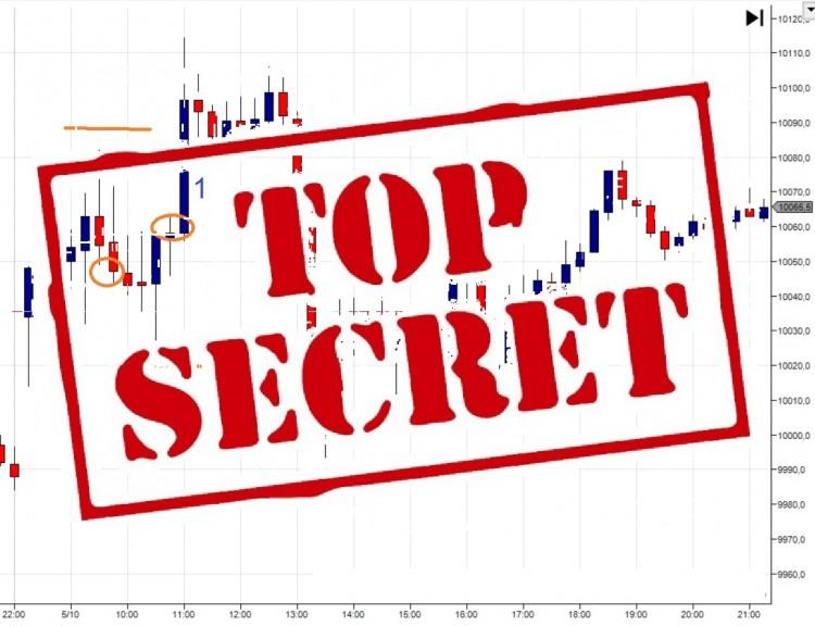 Dax manipolazione TOP SECRET