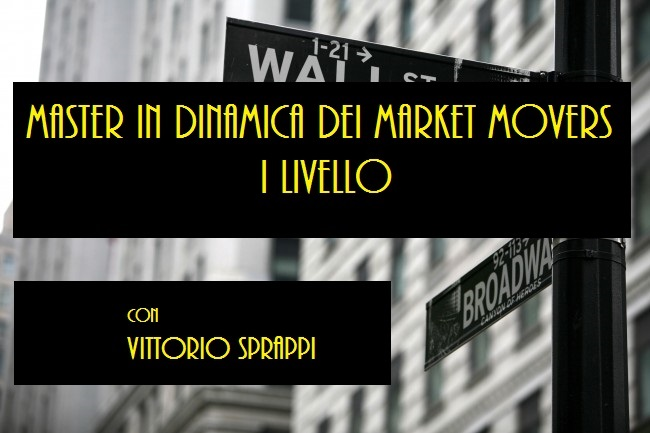 Master in Dinamica dei Market Movers